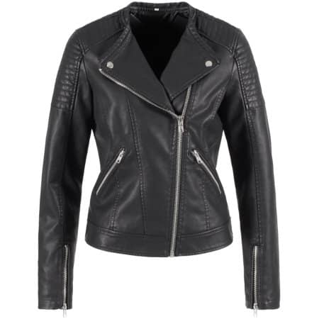 Active Biker Jacket for women von Stedman® (Artnum: S5350