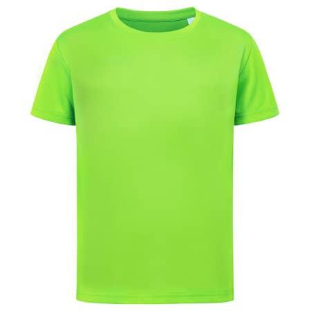 Sports-T Kids in Kiwi Green von Stedman® (Artnum: S8170