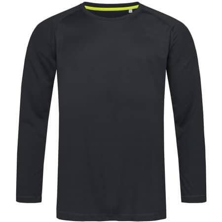 Active 140 Long Sleeve in Black Opal von Stedman® (Artnum: S8420