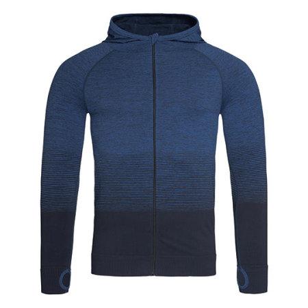 Active Seamless Jacket for men von Stedman® (Artnum: S8820
