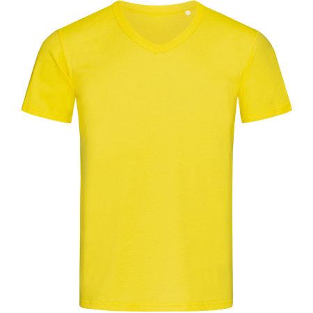 Ben V-Neck in Daisy Yellow von Stedman® (Artnum: S9010