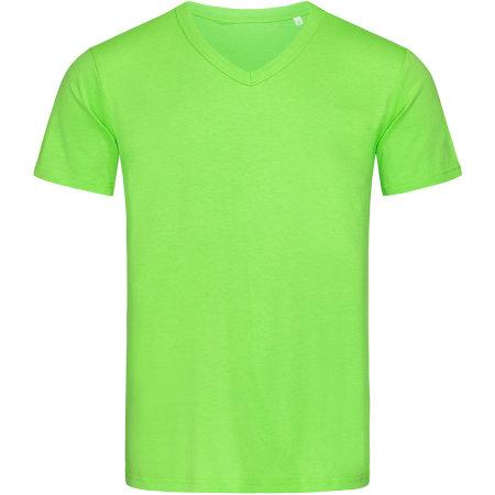 Ben V-Neck in Green Flash von Stedman® (Artnum: S9010