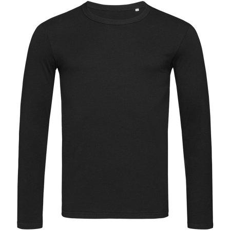Morgan Long Sleeve in Black Opal von Stedman® (Artnum: S9040