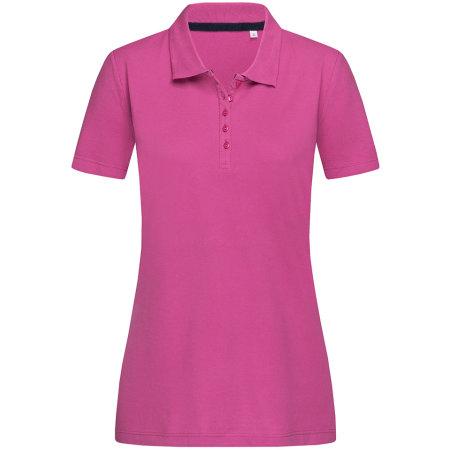 Hanna Polo for women in Cupcake Pink von Stedman® (Artnum: S9150