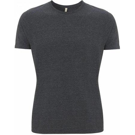 Men`s /Unisex Classic Fit T-Shirt in Melange Heather von Continental Clothing (Artnum: SA01
