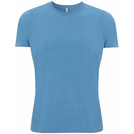Men's /Unisex Classic Fit T-Shirt von Continental Clothing (Artnum: SA01