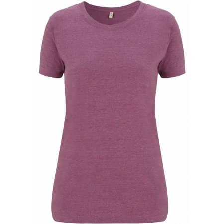 Salvage Womens Recycled T-Shirt von Continental Clothing (Artnum: SA02