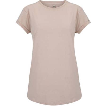 Salvage Womens Rolled Sleeve von Continental Clothing (Artnum: SA16