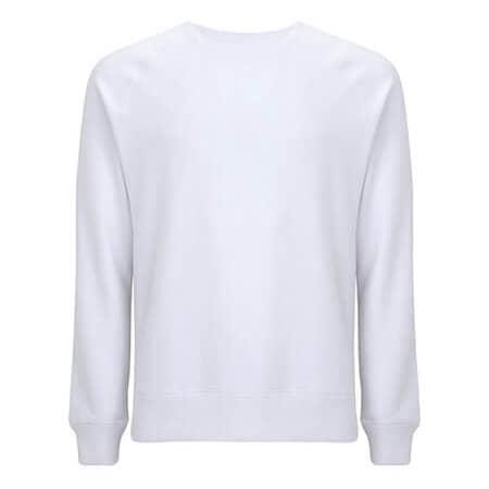 Salvage Unisex Sweatshirt in Dove White von Continental Clothing (Artnum: SA40