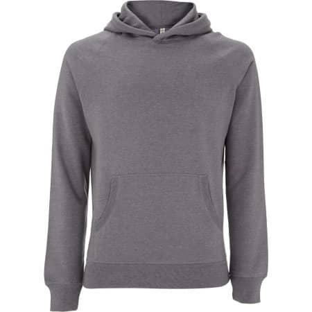 Salvage Unisex Pullover Hood in Melange Heather von Continental Clothing (Artnum: SA41P