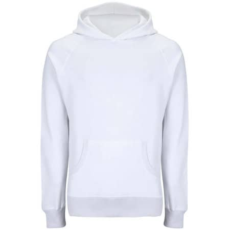 Salvage Unisex Pullover Hood in Dove White von Continental Clothing (Artnum: SA41P