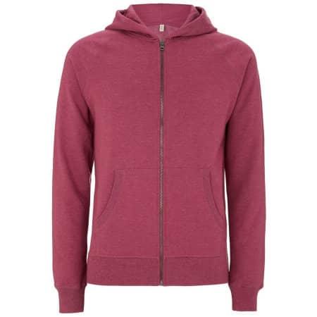 Salvage Unisex Zip Hoodie von Continental Clothing (Artnum: SA41Z