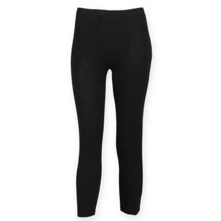Ladies` 3/4 Length Leggings von SF Women (Artnum: SF068