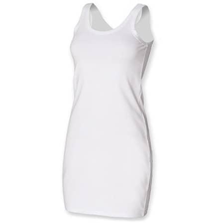 Women`s Stretch Vest Dress von SF Women (Artnum: SF104