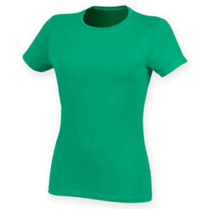 Ladies` Feel Good Stretch T
