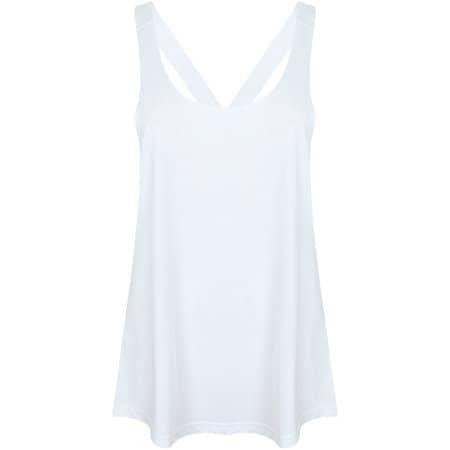 Women`s Fashion Workout Vest von SF Women (Artnum: SF241
