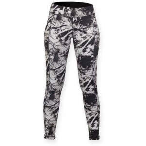 Ladies` Reversible Work-Out Leggings