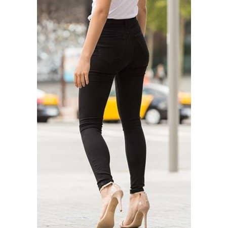 Ladies` Skinni Jeans von SF Women (Artnum: SF600