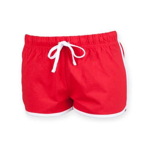 SF Women - Ladies` Retro Shorts