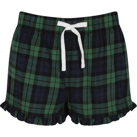 Women`s Tartan Frill Shorts von SF Women (Artnum: SF82