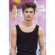 Thumbnail Tanktops: Men`s Feel Good Stretch Vest SFM123 von SF Men