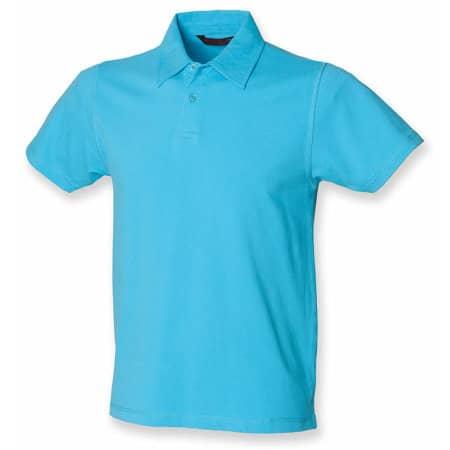Men`s Short Sleeved Stretch Polo von SF Men (Artnum: SFM42
