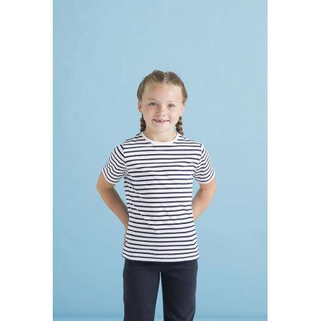 Kids` Striped T von SF Minni (Artnum: SM202