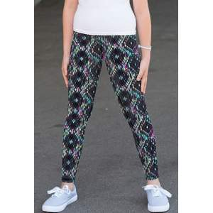 Kids` Reversible Workout Legging