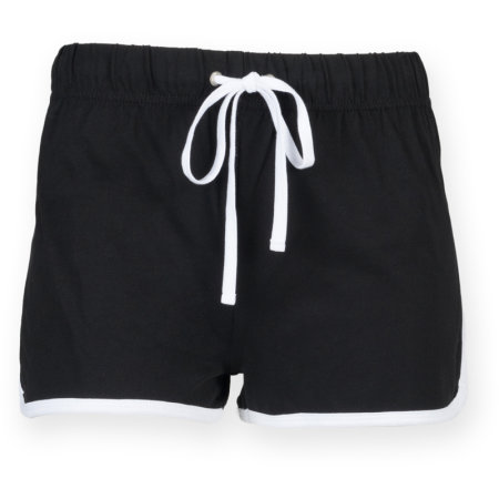 Kids` Retro Shorts von SF Minni (Artnum: SM69