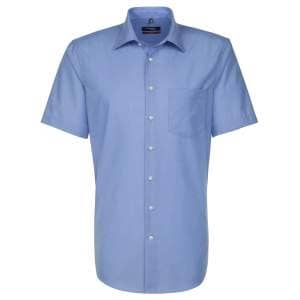 Men`s Shirt Modern Fit Shortsleeve