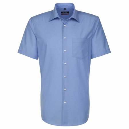 Men`s Shirt Modern Fit Shortsleeve von Seidensticker (Artnum: SN003001