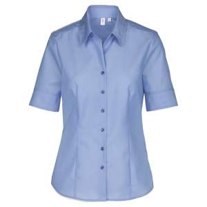 Women`s Blouse Modern Fit Shortsleeve