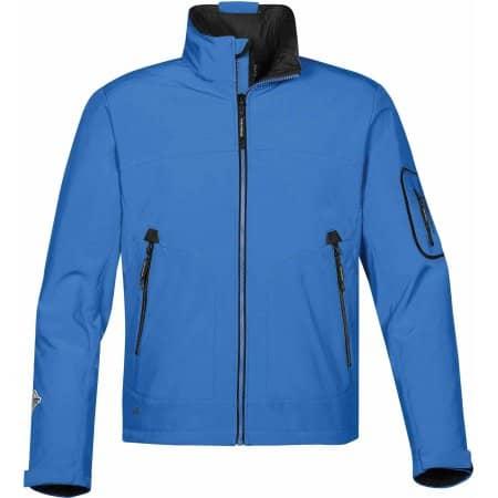 Cruise Softshell Jacket in Marine Blue|Black von Stormtech (Artnum: ST105
