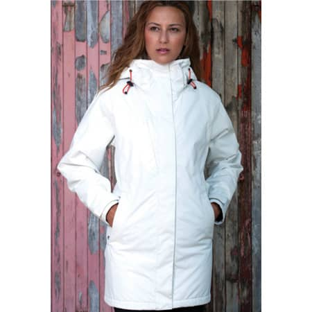 Womens Icebreaker Down Long Jacket von Stormtech (Artnum: ST64F