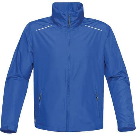 Mens Nautilus Performance-Shell Jacket in Azure Blue von Stormtech (Artnum: ST80