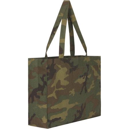 Shopping Bag AOP von Stanley/Stella (Artnum: STAU768