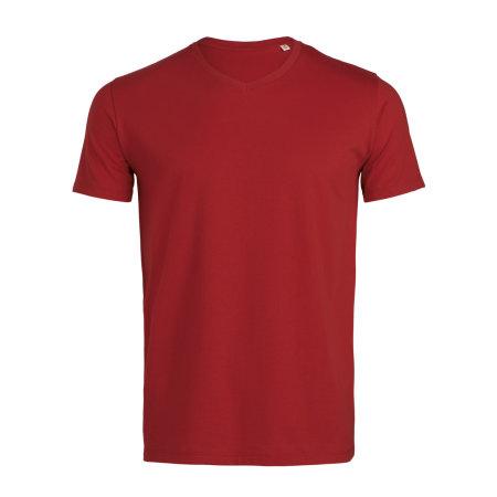 Stanley Expects V-Neck Shirt von Stanley/Stella (Artnum: STTM524S