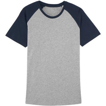 Baseball Short Sleeve von Stanley/Stella (Artnum: STTU809