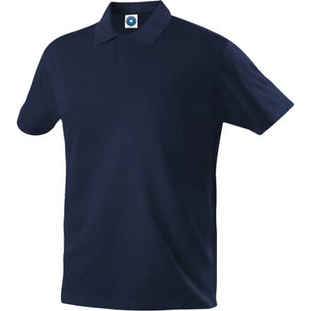 Men´s Organic Cotton Pique Polo von Starworld (Artnum: SW160