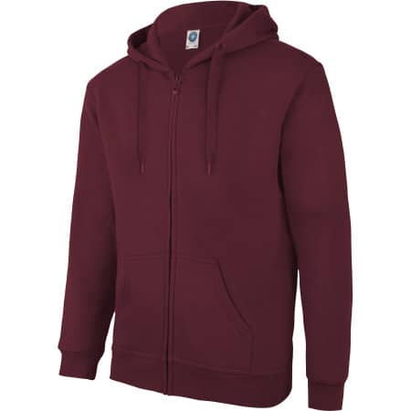 Zip Through Hooded Sweat Jacket von Starworld (Artnum: SW250
