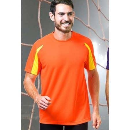 Contrast Technical Unisex T-Shirt von Starworld (Artnum: SW309