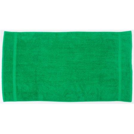 Luxury Bath Towel in Bright Green von Towel City (Artnum: TC04
