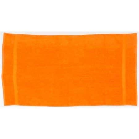 Luxury Bath Towel in Orange von Towel City (Artnum: TC04