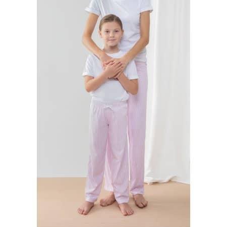 Children`s Long Pyjamas von Towel City (Artnum: TC059