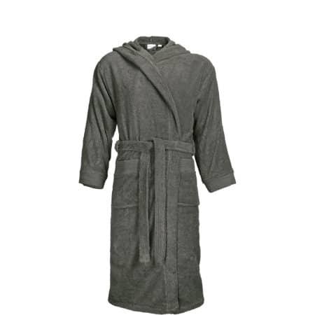 Bathrobe Hooded von The One Towelling® (Artnum: TH1095