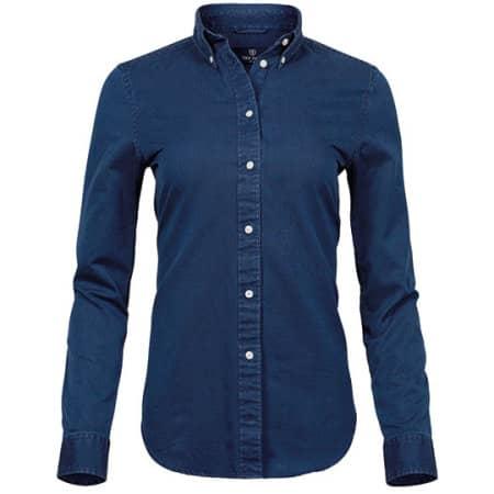 Ladies Casual Twill Shirt von Tee Jays (Artnum: TJ4003