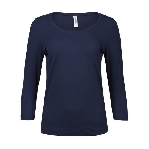 Tee Jays - Ladies` Stretch 3/4 Sleeve Tee