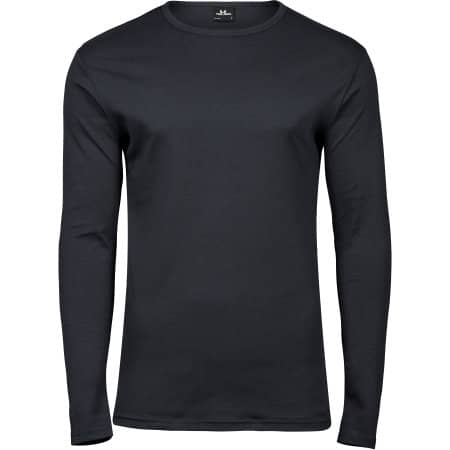 Long Sleeve Interlock Tee von Tee Jays (Artnum: TJ530