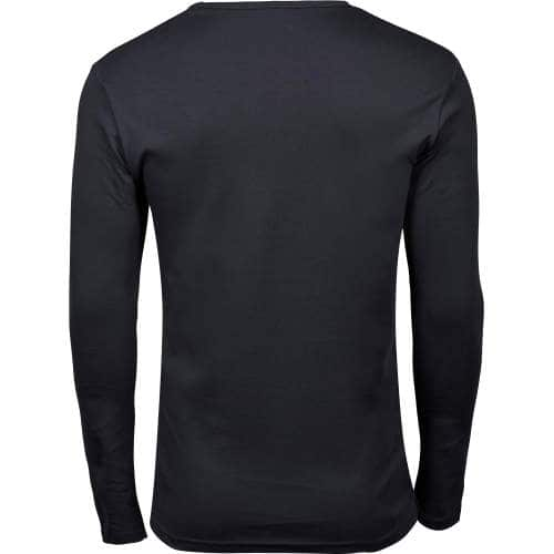 Tee Jays - Long Sleeve Interlock Tee