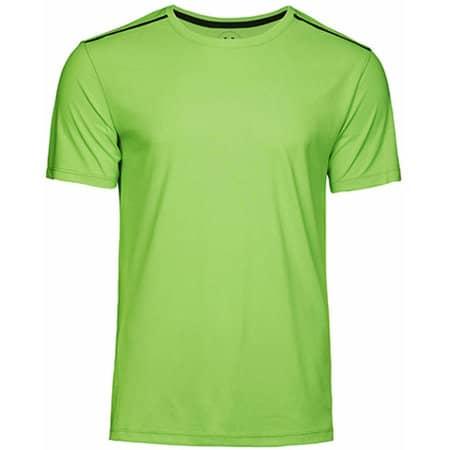 Luxury Sport Tee in Shocking Green von Tee Jays (Artnum: TJ7010N